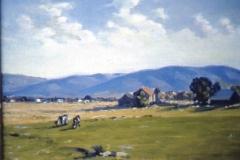 <center> In the Valley of Virginia</center>