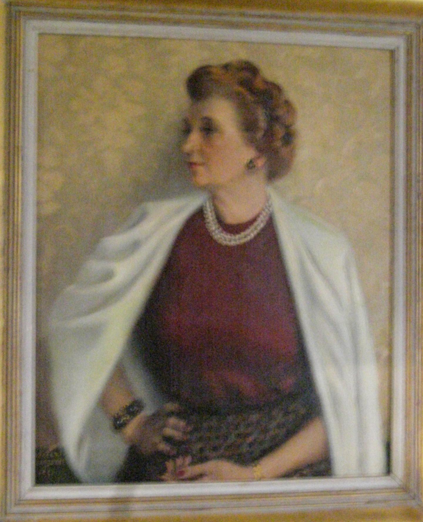 <center>Lillian, 1956</center>