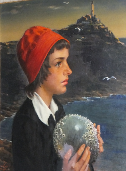 <center>Distant Shores (Barbara) c. 1960</center>