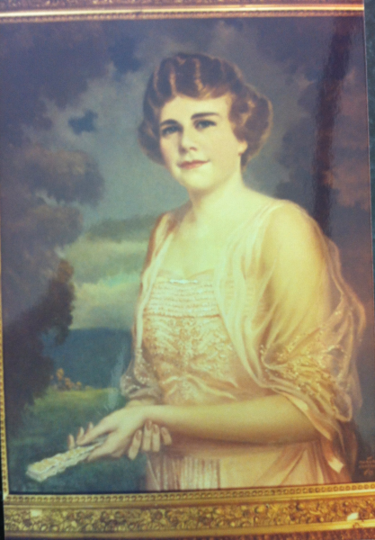 <center>Margaret Spencer Shackleford, Martinsville</center>