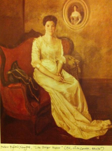 <center>Lida Hooper Kepner, 1911</center>