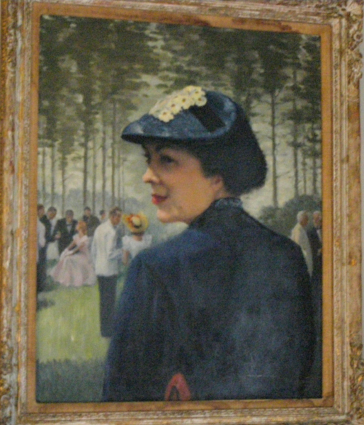 <center>At the Garden Party</center>