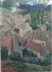 Breton Rooftops